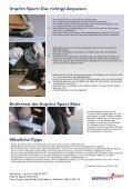 Imprint Sport: Das richtige Anpassen - Seite 2