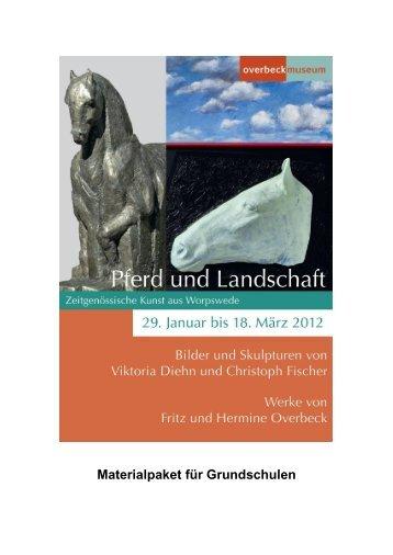 Infos für Lehrer: - Overbeck-Museum