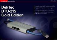 • Modulador Profesional para casi todas las normas de modulación ...