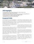 Yukon Zinc AR 05 - Yukon Zinc Corporation - Page 4