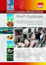 Roti -DipSlides - Carl Roth