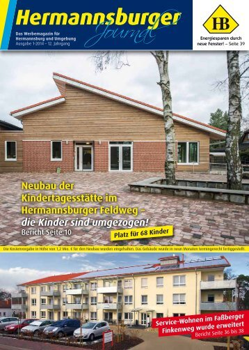 Hermannsburger Journal 1/2014
