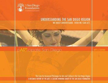 pARTicipate San Diego - The San Diego Foundation