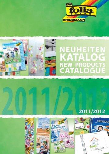PDF Katalog downloaden - Folia