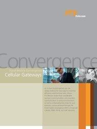 Cellular Gateways