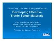 Communicating Traffic Safety to Newly-Arrived Latinos 3-25-07.pdf