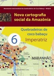Nova Cartografia Social da Amazônia - Imperatriz, vol 6