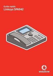 Linksys SPA942 - Vodafone