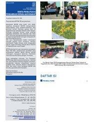 Edisi Juli06.cdr - Lembaga Penelitian dan Pengabdian kepada ...