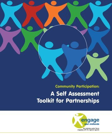 A Self Assessment Toolkit for Partnerships - Racial Equity Tools