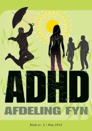 Blad nr. 2 | Maj 2012 - ADHD: Foreningen