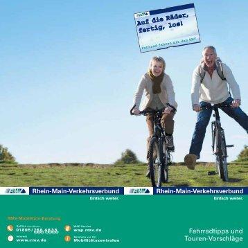 Fahrradtipps und Touren-Vorschläge - plusbus.net ...