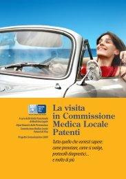 La visita in Commissione Medica Locale Patenti - Prevenzione