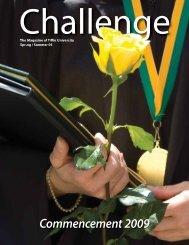Challenge - Tiffin University