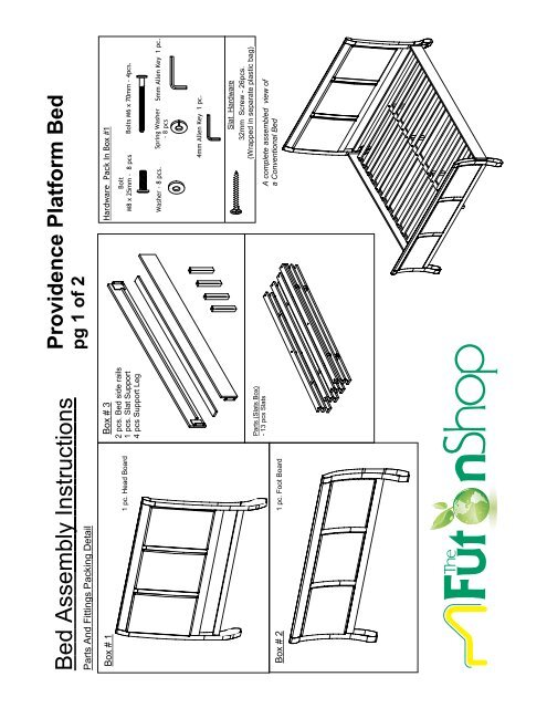 Futon Allen Wrench Metal Futon Parts and Hardware