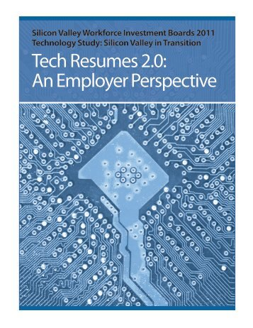 Tech Resumes 2.0: An Employer Perspective - NOVA