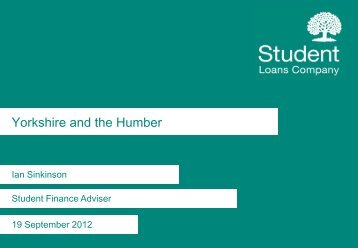 Student Finance IAG - Practitioners