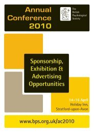 Annual 2010 Sponsorship and Exhibition Booking Form - The UK ...