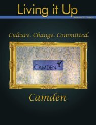 Check out - Camden