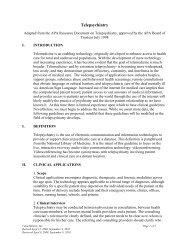 Telepsychiatry - ValueOptions