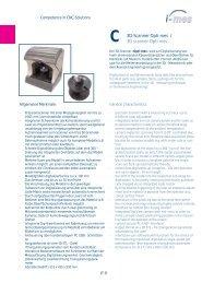 3D-Scanner Opti-mes / 3D scanner Opti-mes - imes-icore GmbH
