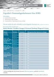 Geprüfte/r Finanzanlagenfachmann/-frau (IHK) - Deutsche Makler ...