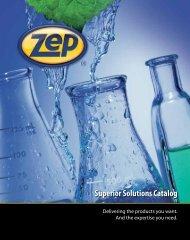Zep Catalogue USA - Tedjgross.com - TEDJGROSS.COM