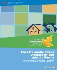 Post-Traumatic Stress Disorder (PTSD) and the Family for Parents ...