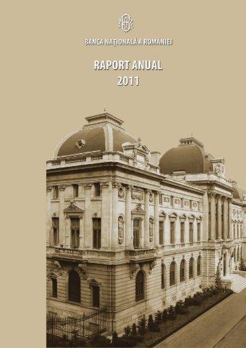 Raport anual 2011 - Wall-Street.ro