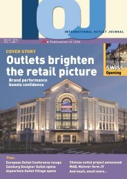 Outlets brighten the retail picture - Value Retail News