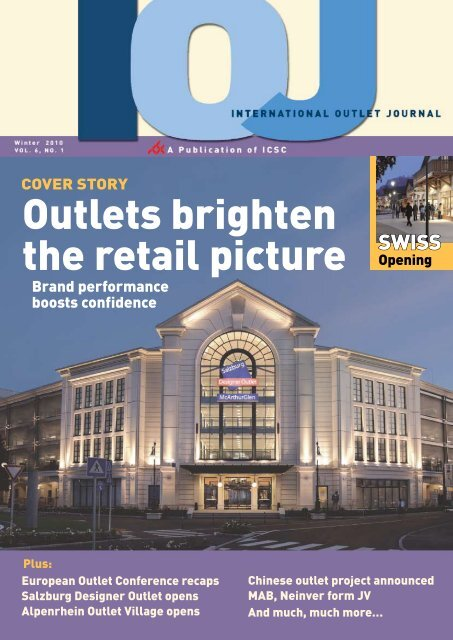 4e7d5c153 Outlets brighten the retail picture - Value Retail News