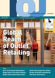 Outlet Retailing - Value Retail News