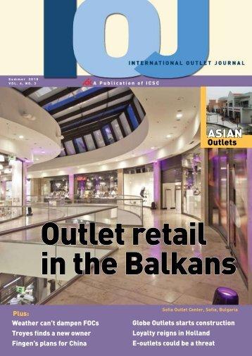 ICSC European Outlet Conference - Value Retail News