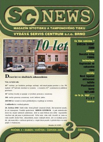 SC 2000 / 2 - SERVIS CENTRUM