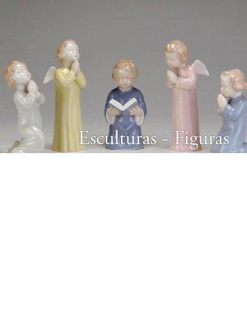 Esculturas - Figuras