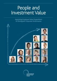 PAS 309 People and Investment Value:Layout 1 - Corporate Directors ...