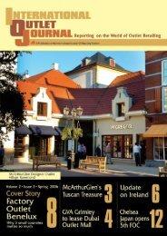 Barbarino Tenants Include - Value Retail News