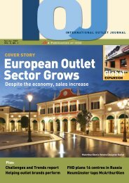 European Outlet Sector Grows - Value Retail News