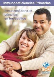 Inmunodeficiencias Primarias - Ipopi