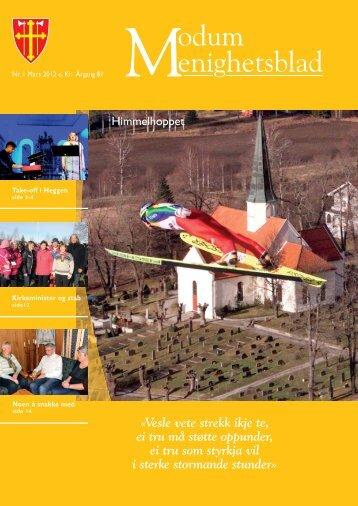 Nr. 1 - 2012 - Modumkirke.no