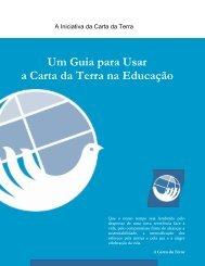 Guia para Usar a Carta da Terra na Educação - Earth Charter Initiative