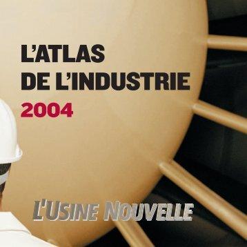 L'ATLAS DE L'INDUSTRIE