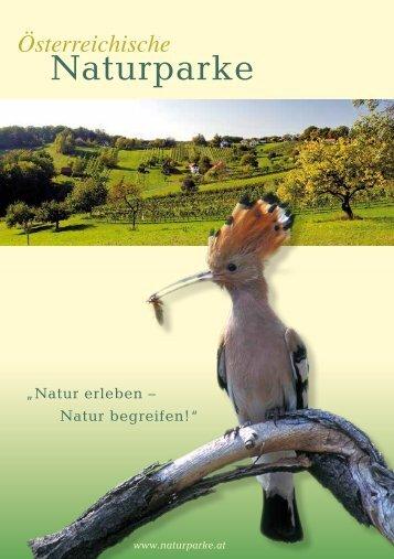 Naturparke - Donau Niederösterreich Tourismus GmbH