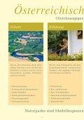Naturparke - Donau Niederösterreich Tourismus GmbH - Page 4