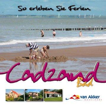 So erleben Sie Ferien - Van Akker Makelaars