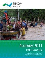 Acciones 2011 - Global Water Partnership