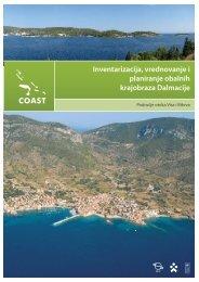 Inventarizacija, vrednovanje i planiranje obalnih ... - UNDP Croatia