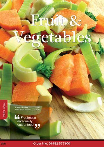 Fruit & Veg - Turner Price