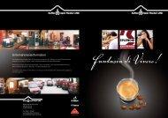 Fantasia di Vivere! - Kaffee Depot Fischer oHG