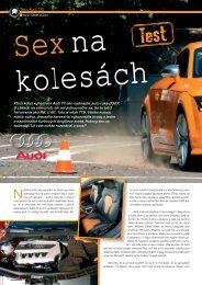 Test: Audi TTS - AutoTuning.sk